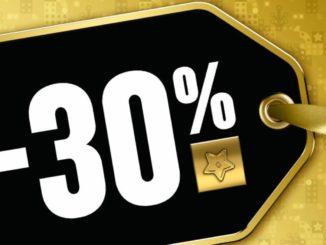 LEGO Pre Black Friday Sale mit 30% Rabatt