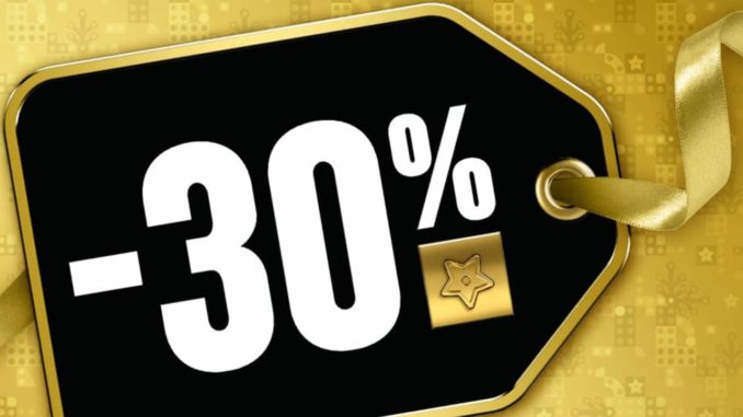 LEGO Pre Black Friday Sale mit 30% Rabatt