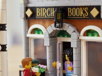 LEGO 10270 Buchhandlung Modular Building