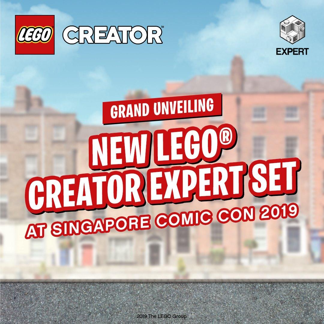 LEGO 10270 Creator Expert Enthüllung SGCC 2019