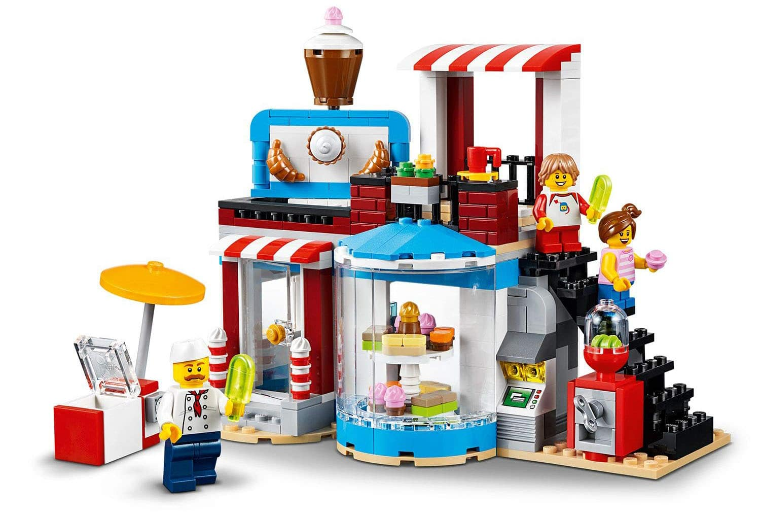 LEGO 31077 Zuckerhaus