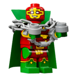 LEGO 71026 DC Minifigure Series - Mr. Miracle