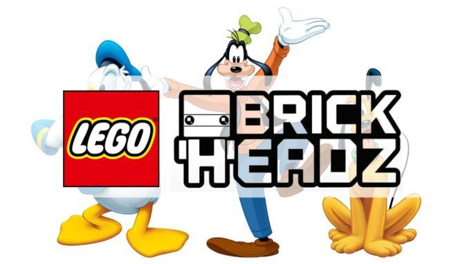 LEGO BrickHeadz Disney 2020
