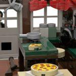 LEGO Ideas Home Alone Entwurf Küche