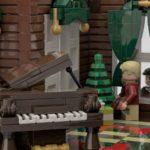LEGO Ideas Home Alone Entwurf Wohnzimmer 2