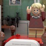 LEGO Ideas Home Alone Entwurf Elternschlafzimmer