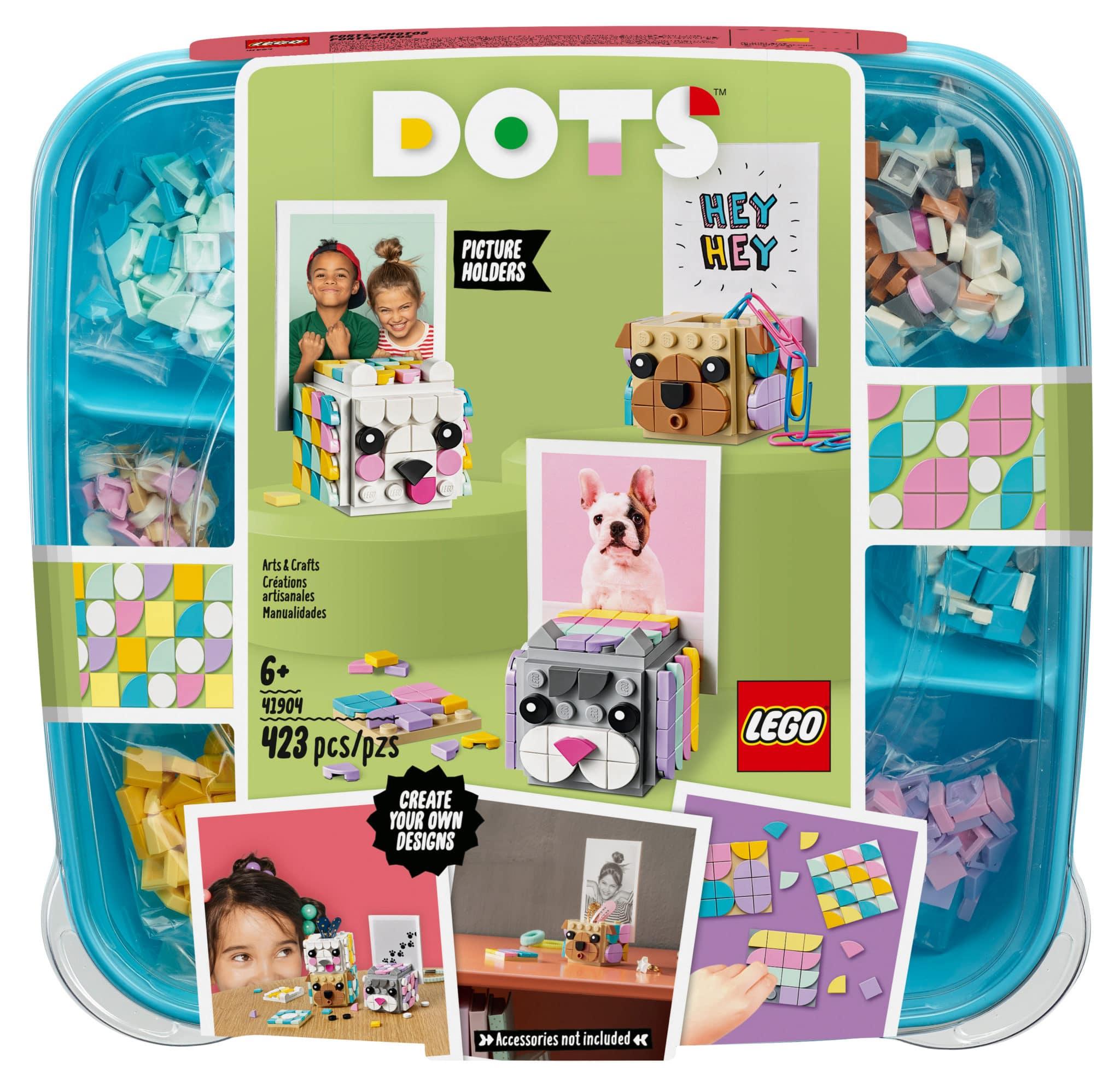 LEGO Dots 41904 Foto Würfel