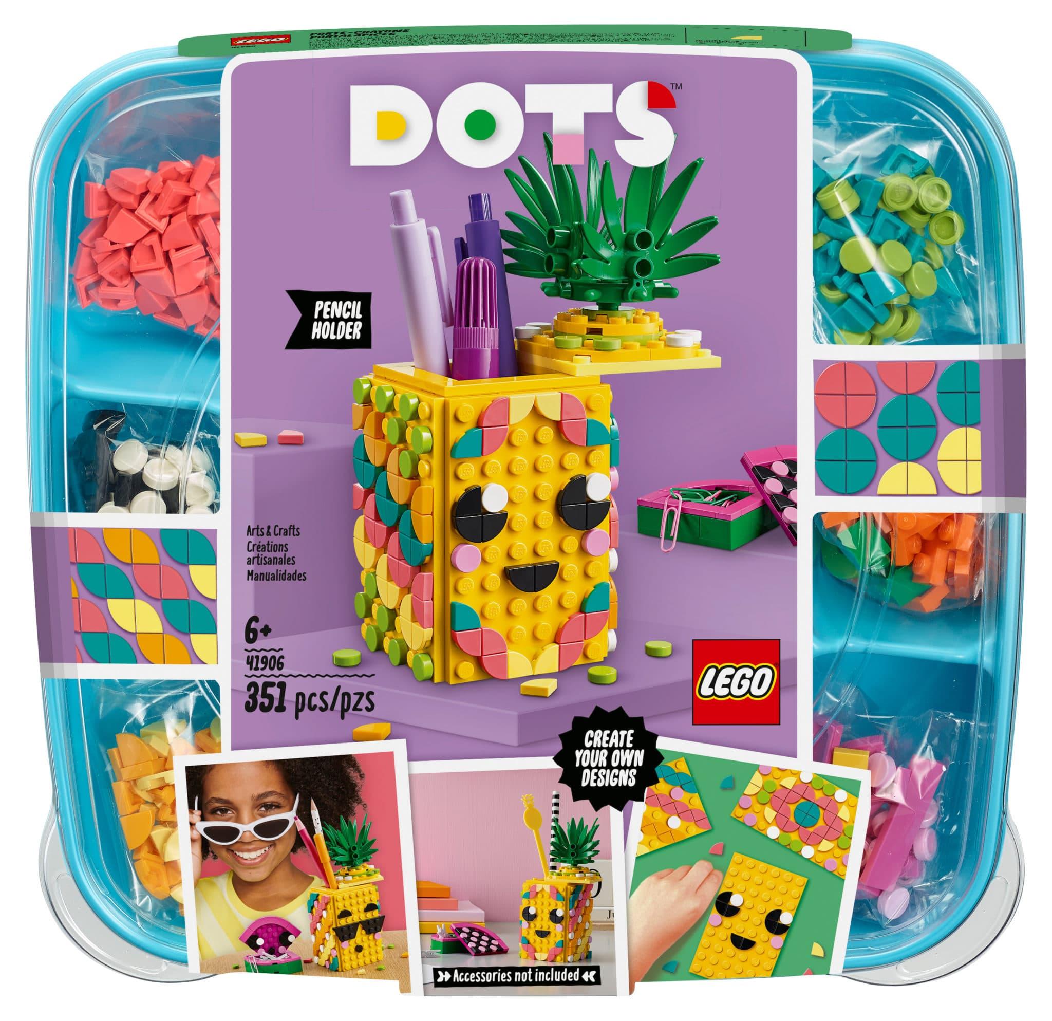 LEGO Dots 41906Ananas Stiftehalter