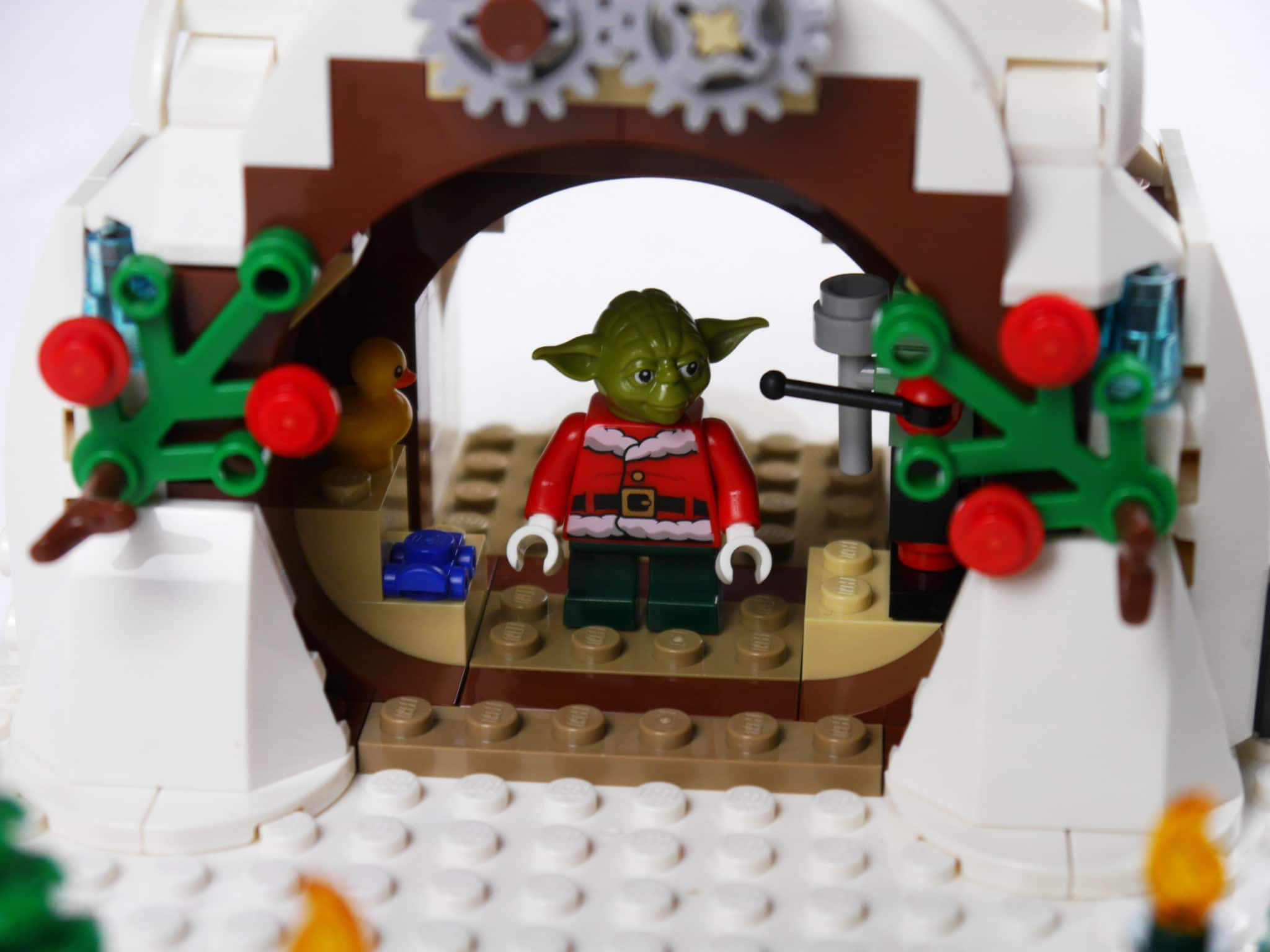 LEGO 4002019 Innenraum Hütte