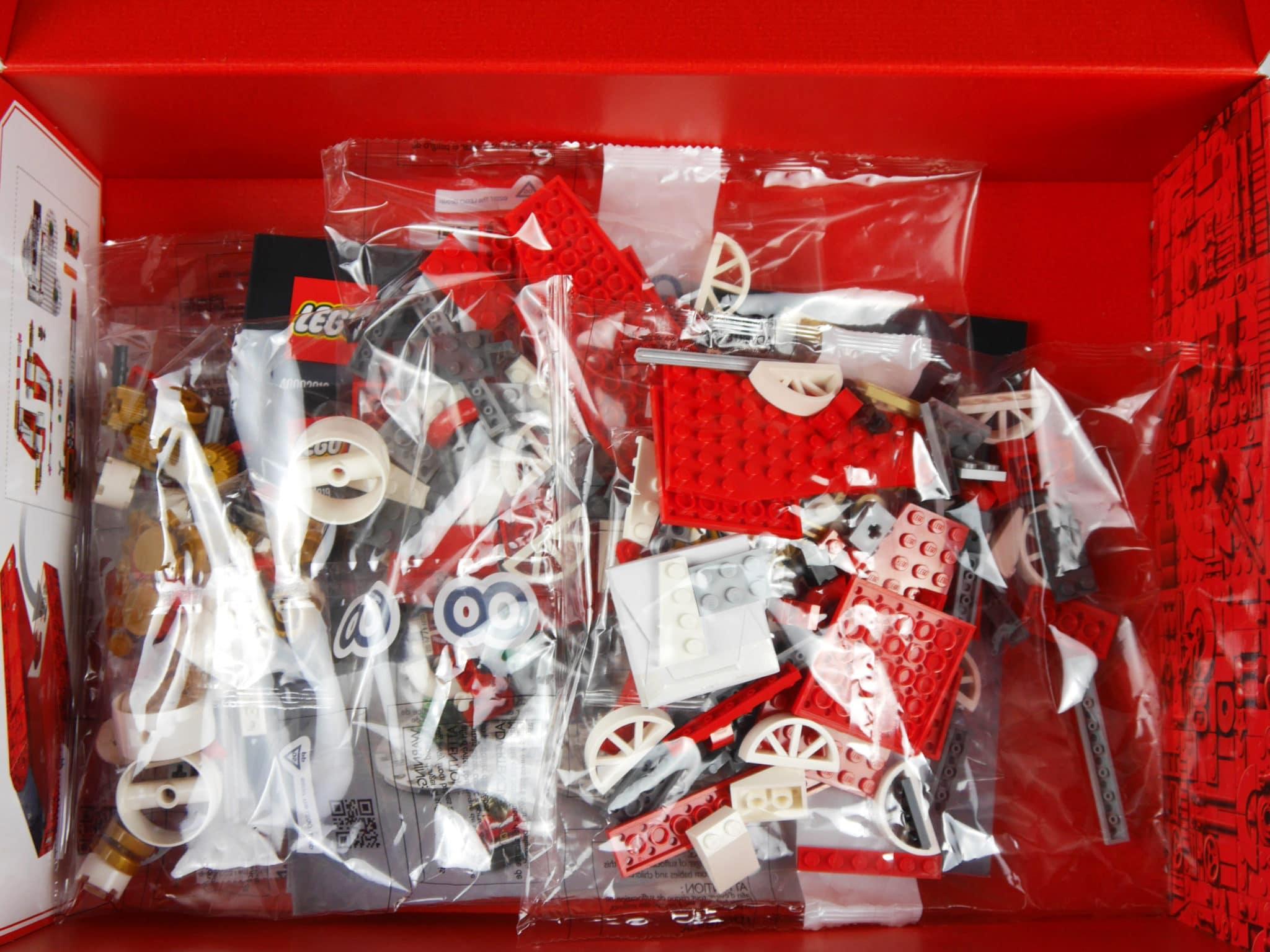 LEGO 4002019 Box Geöffnet