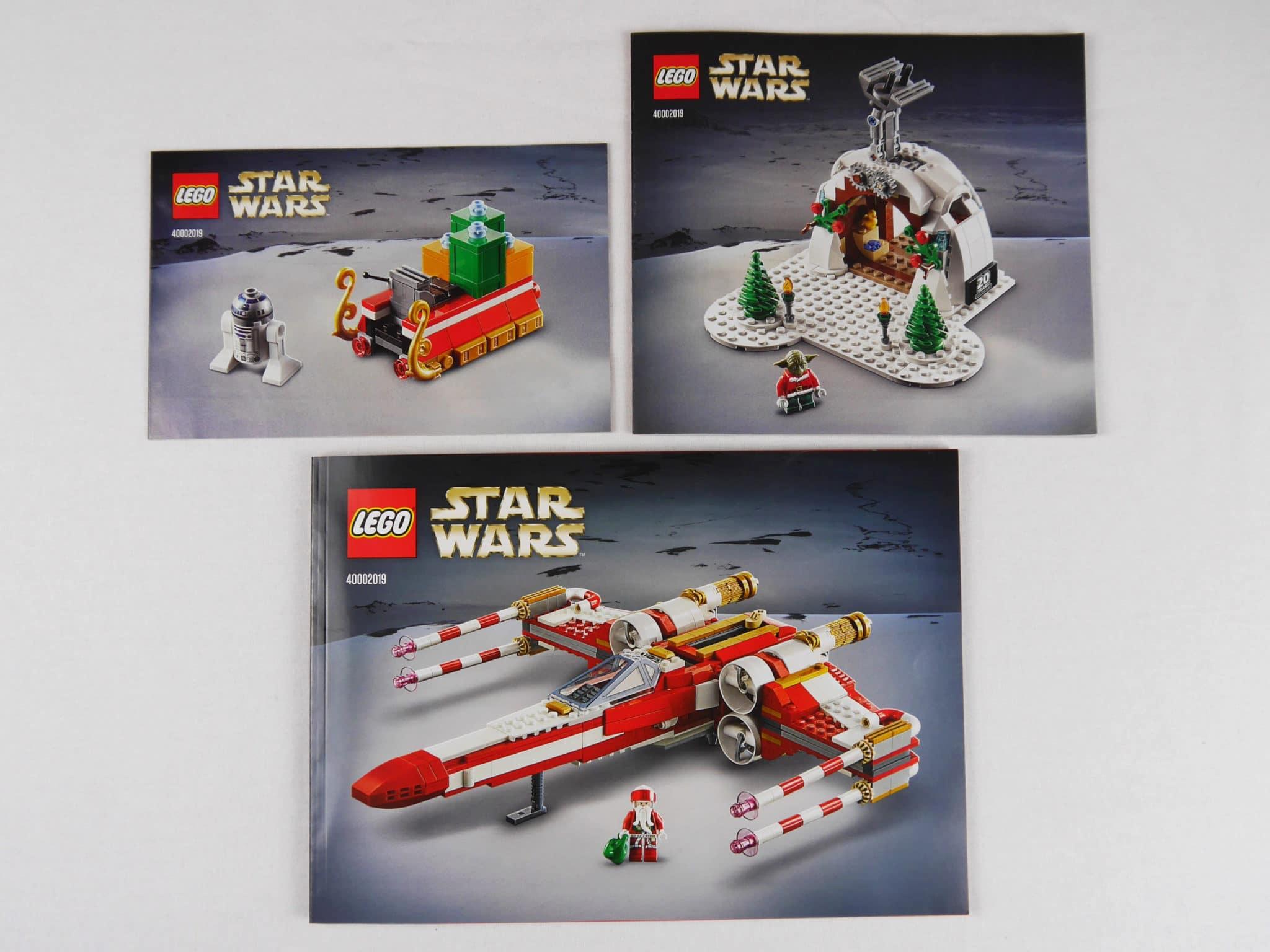 LEGO 4002019 Bauanleitungen