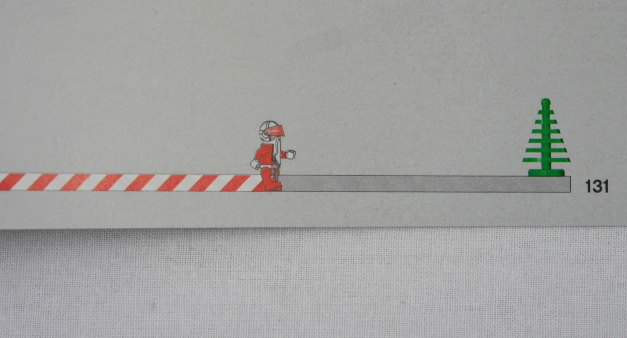 LEGO 4002019 Bauanleitung mit Zuckerstrahl