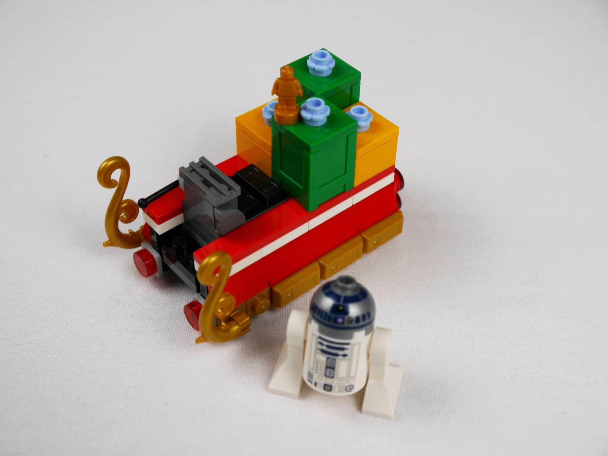 LEGO 4002019 Speeder mit Microfigur