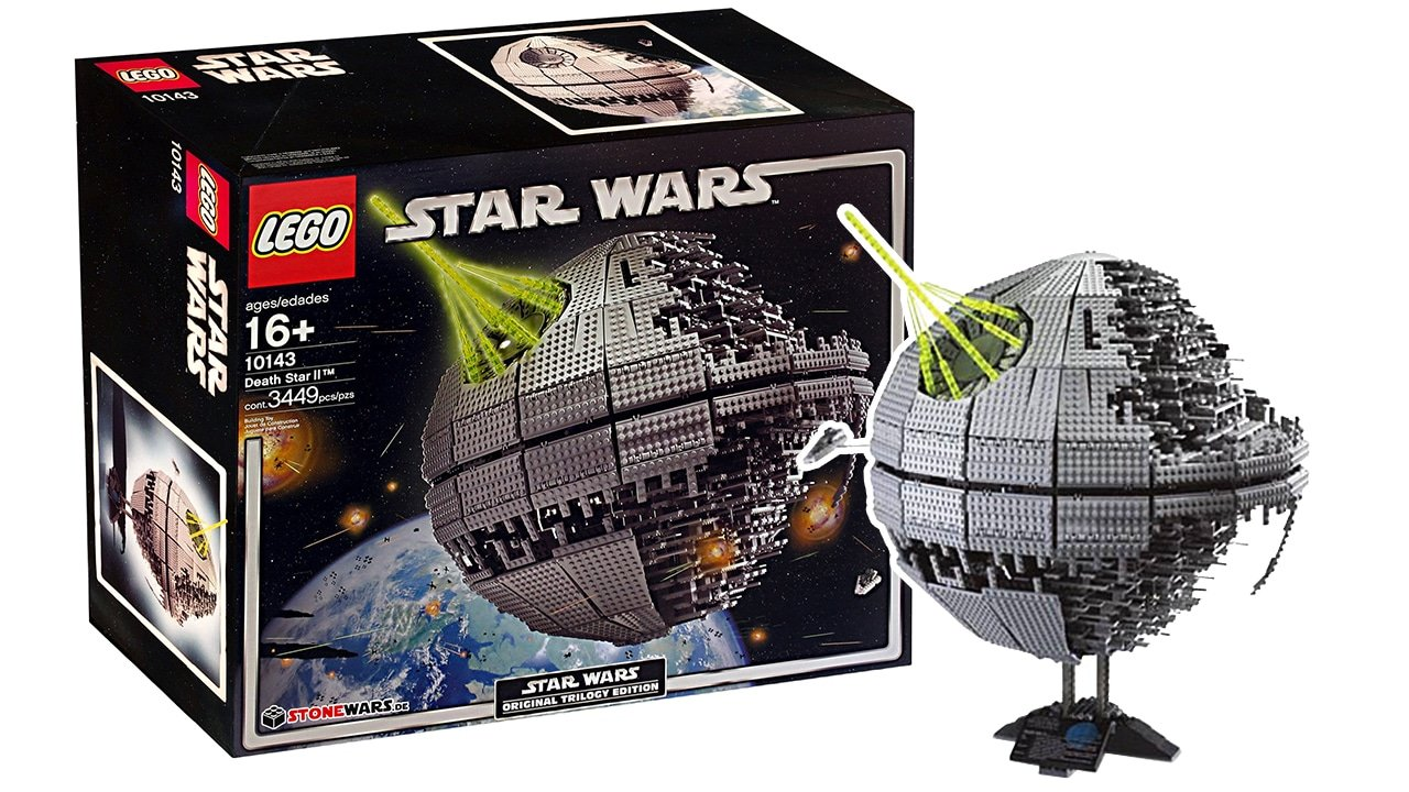 Lego Todesstern 10143