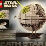 LEGO 10143 Todesstern II Box Rückseite