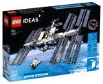 LEGO Ideas 21321 International Space Station Box