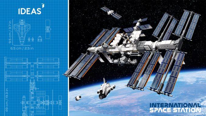 LEGO ISS Verkaufsstart beim Signing-Event in Nürnberg
