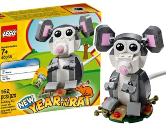 LEGO 40355 Jahr der Ratte Gift with Purchase