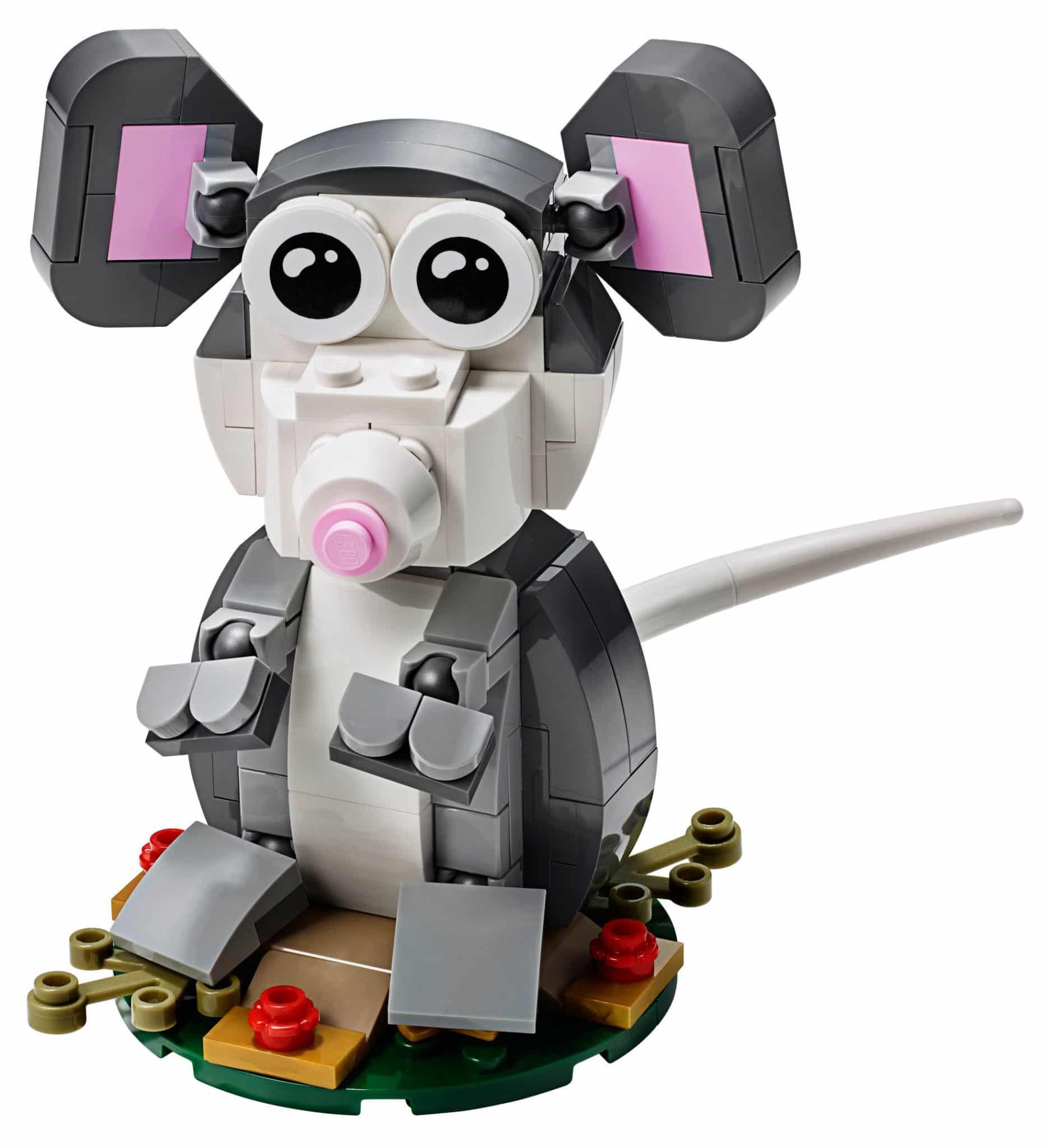 LEGO 40355 Jahr der Ratte