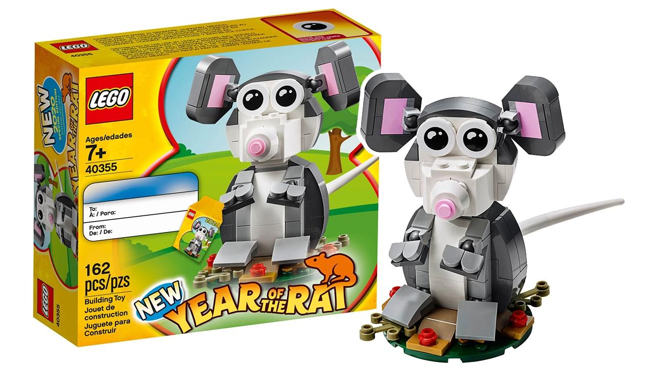 LEGO 40355 Jahr der Ratte Gift with Purchase