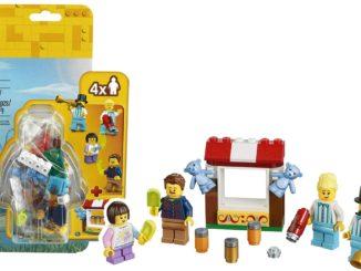 LEGO 40373 Minifiguren Pack