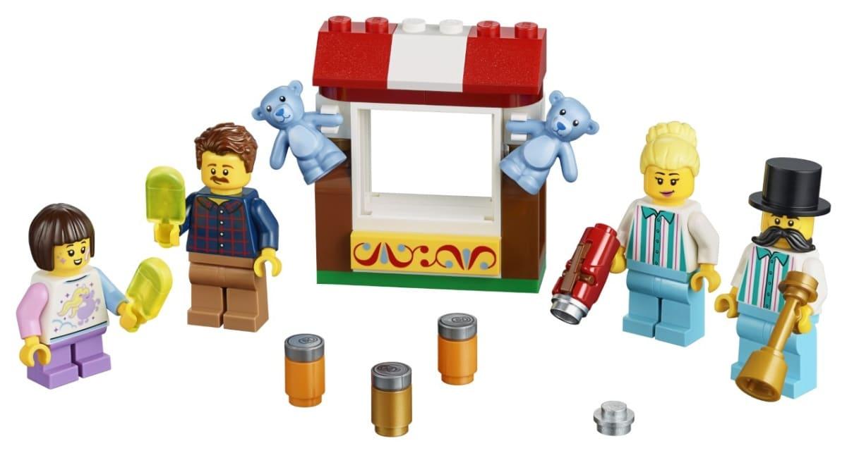 LEGO 40373 Minifiguren