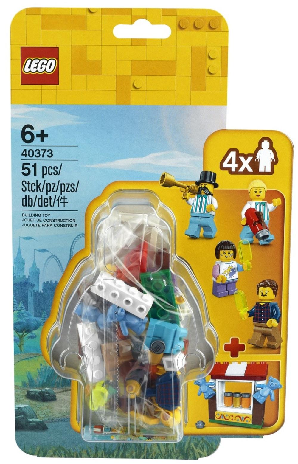 LEGO 40373 Minifigurenset