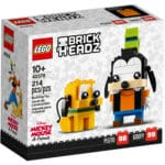 LEGO 40378 Goofy & Pluto BrickHeadz