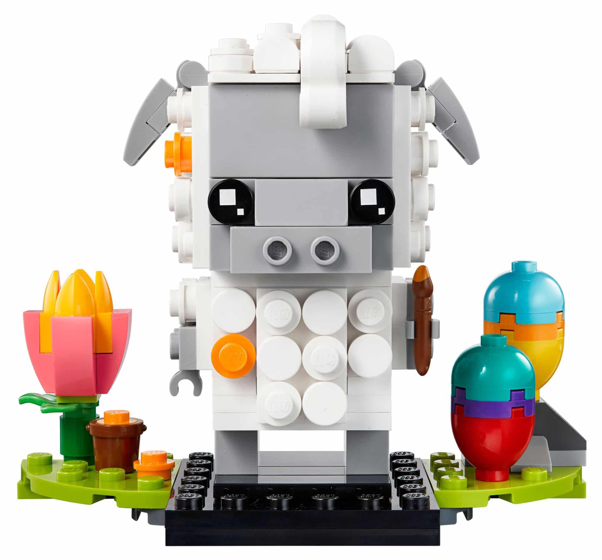 LEGO 40380 BrickHeadz Schaf