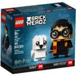LEGO Harry Potter 41615 Harry Potter & Hedwig BrickHeadz