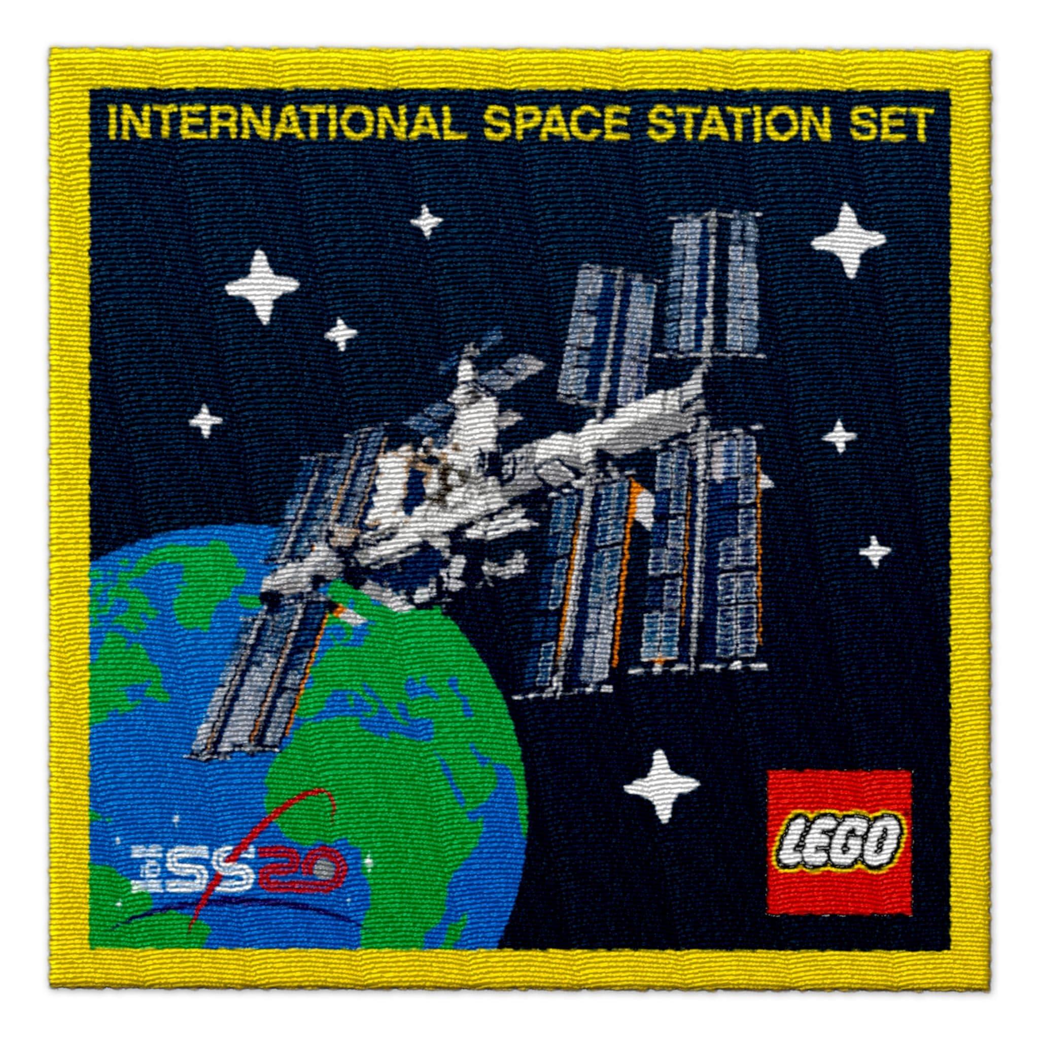 LEGO 5006148 Raumfahrer-Abzeichen
