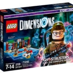 LEGO 71242 New Ghostbusters: Play the Complete Movie Pack