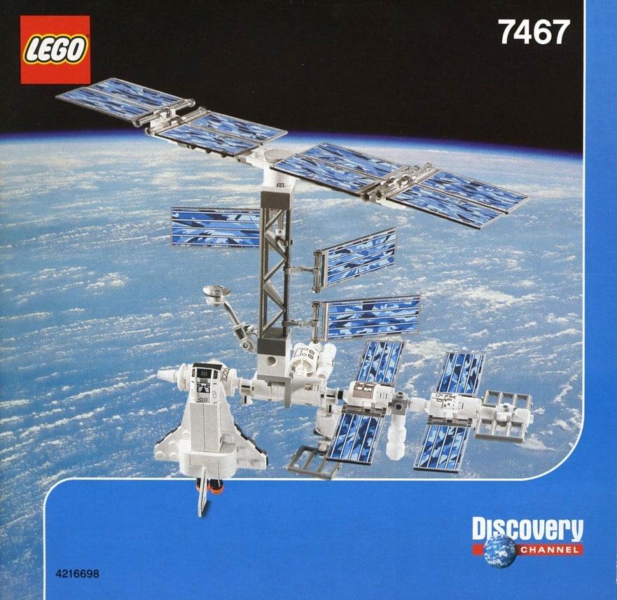 LEGO 7467 ISS von 2003