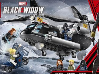 LEGO 76162 Black Marvel Cover