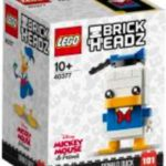 LEGO BrickHeadz 40377 Donald Duck Box
