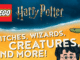 Lego Harry Potter Witches, Wizards, Creatures, and More! Updated Character Handbook Cover