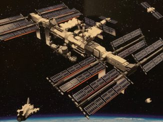 LEGO Ideas 21321 ISS