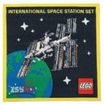 LEGO Ideas 21321 ISS Patch