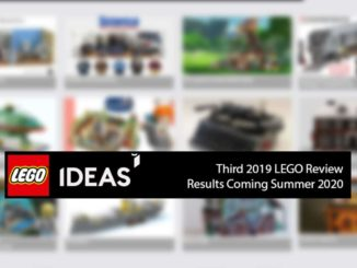 LEGO Ideas dritte Review Phase 2019