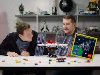 LEOG ISS Designer Video + Abzeichen