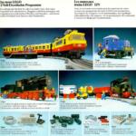 LEGO Katalog 1980 - 12V Züge