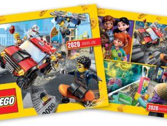 LEGO Katalog 2020 1. Halbjahr