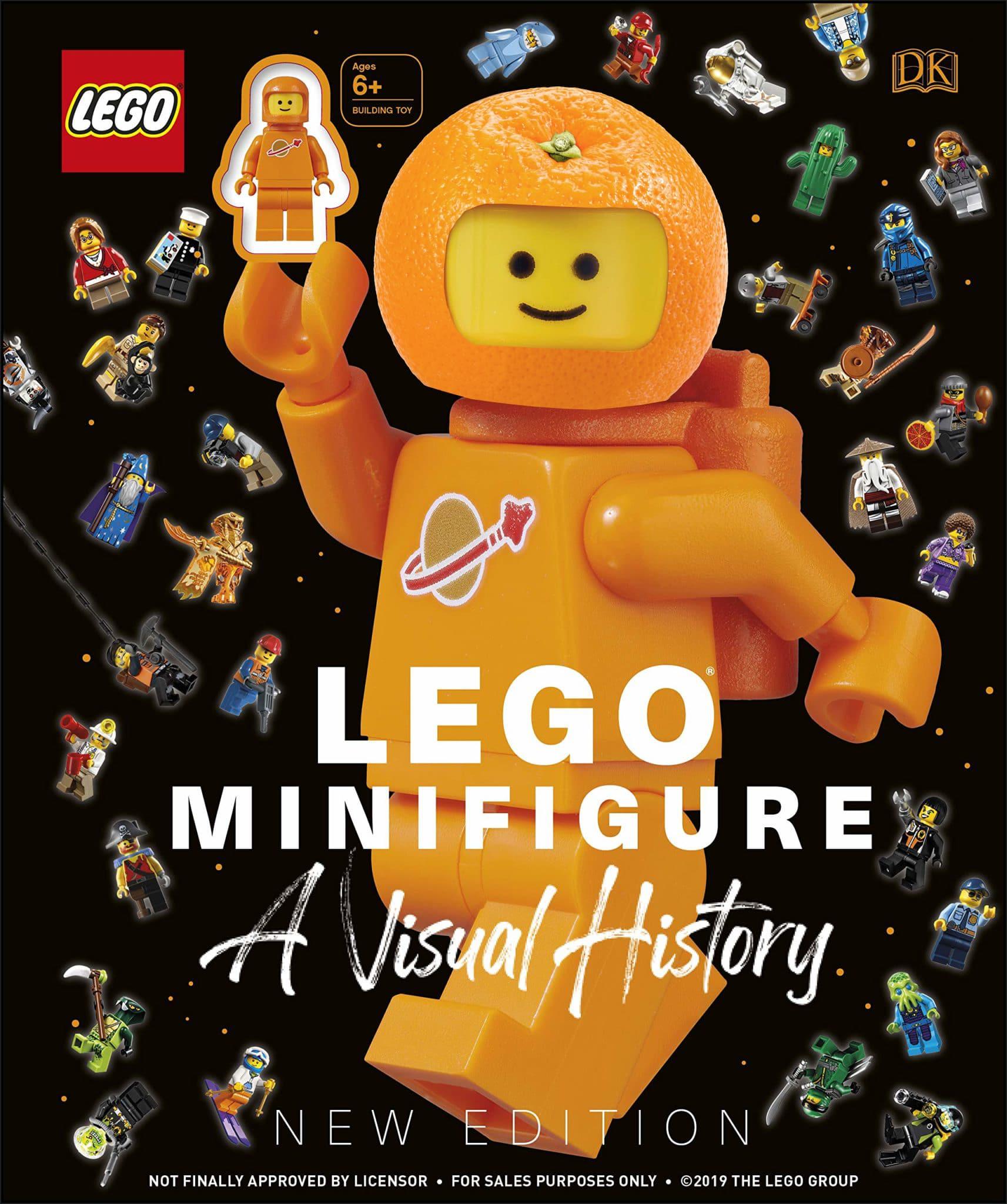 LEGO Classic Space Orange