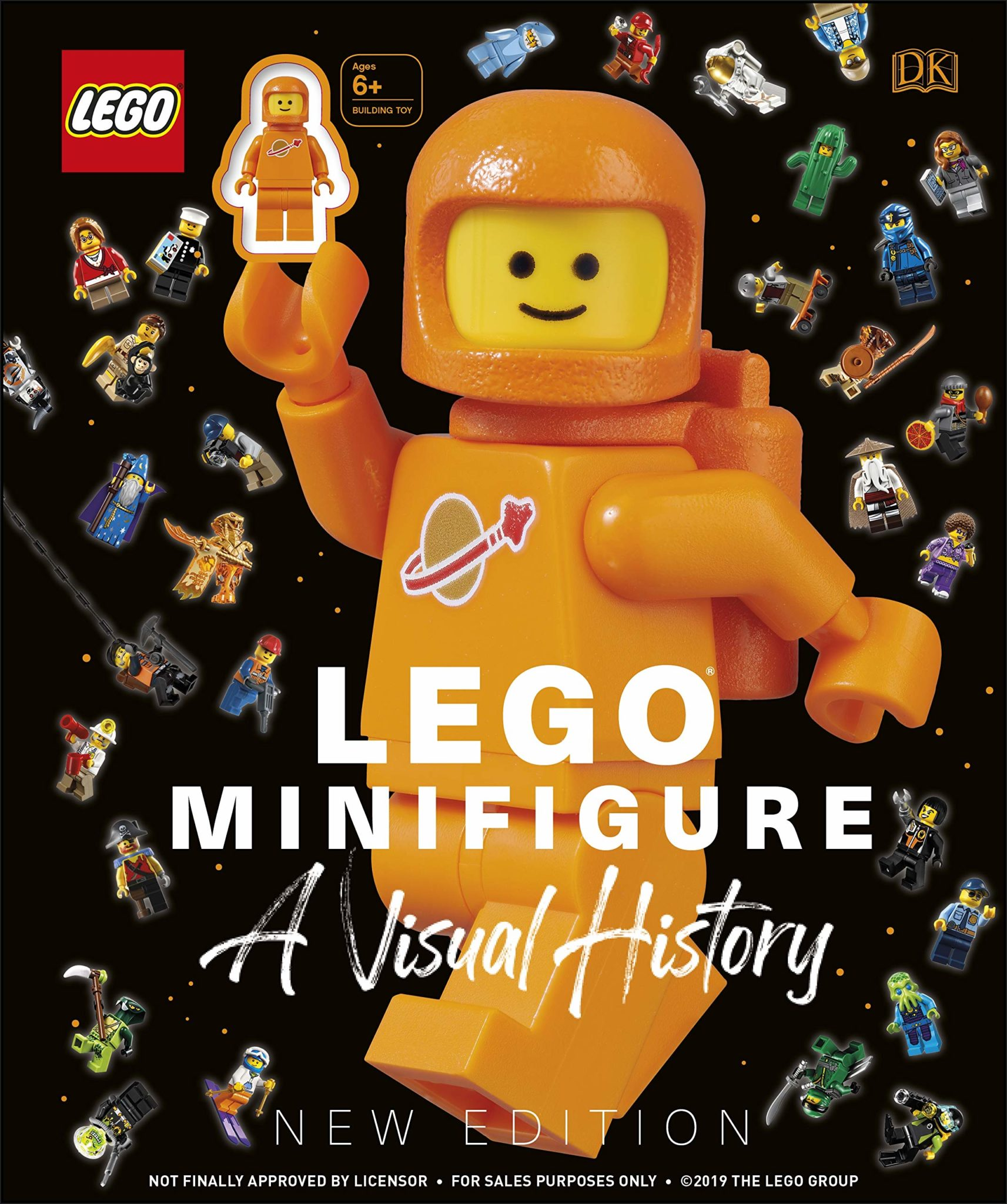 LEGO Minifigure: A Visual History - New Edition