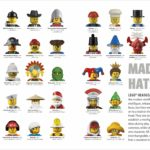 LEGO Minifigure Visual History Inhalt 3