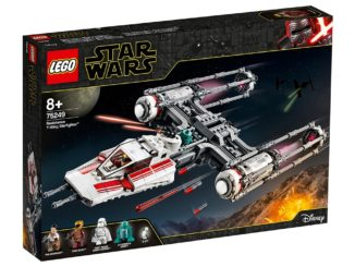 LEGO Star Wars 75249 Y-Wing Fighter Angebot