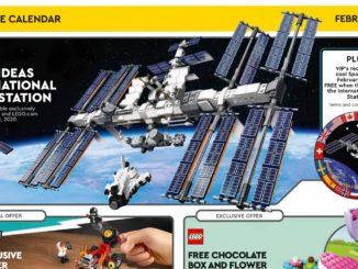 LEGO Store Flyer Februar 2020