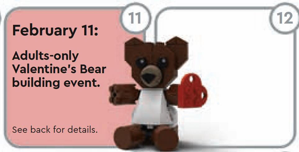 LEGO Store im Februar 2020: AFOL Bau-Event