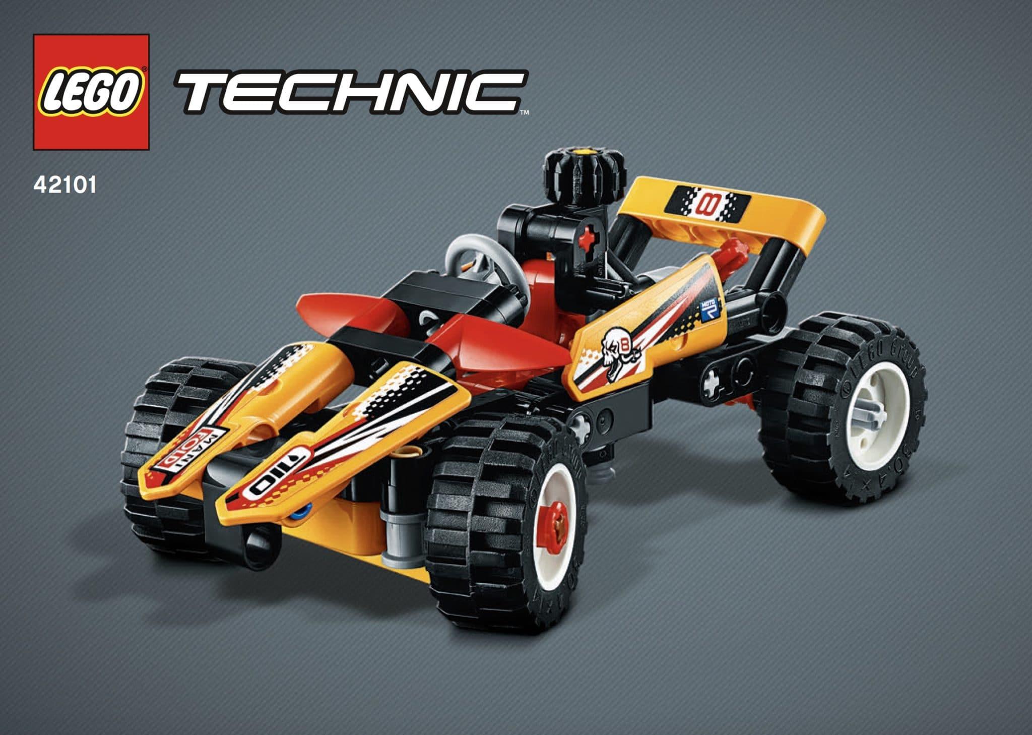LEGO Technic 42101 B-Modell