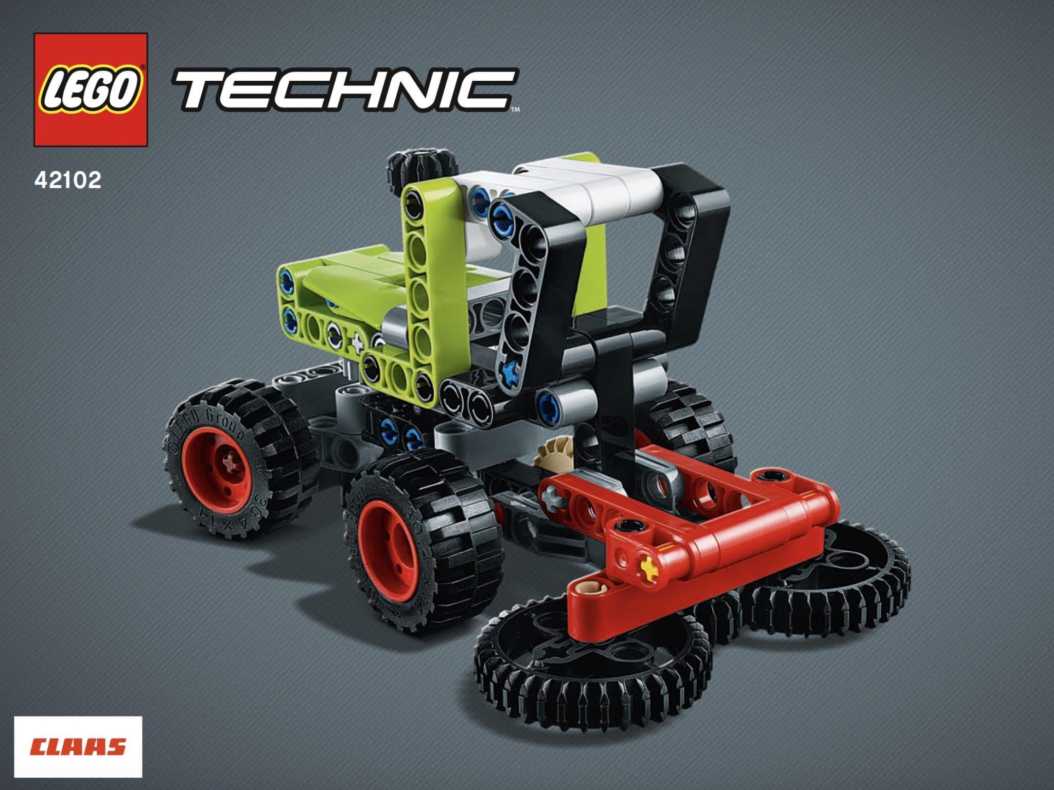 LEGO Technic 42102 B-Modell